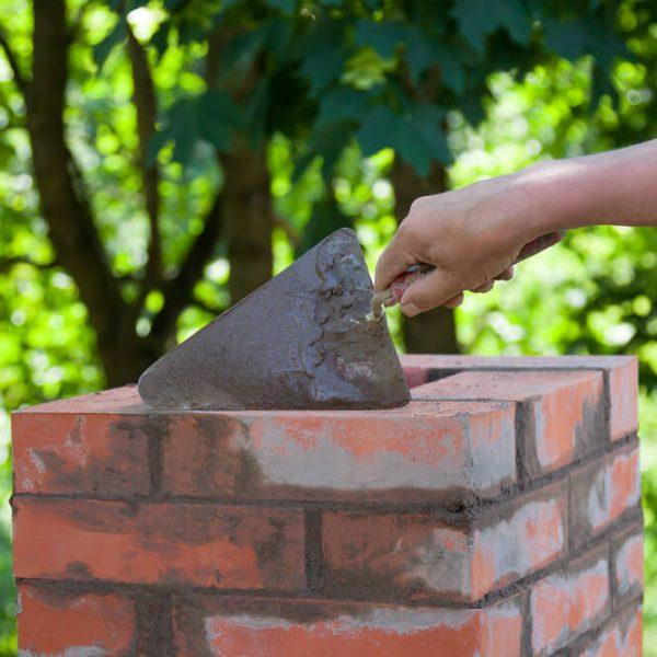 Murovanie komína z tehál Bratislava Môj murár